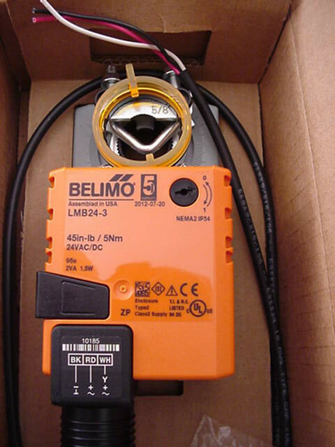 Belimo Lmb24 3 Actuator Ships On The Same Day Of The