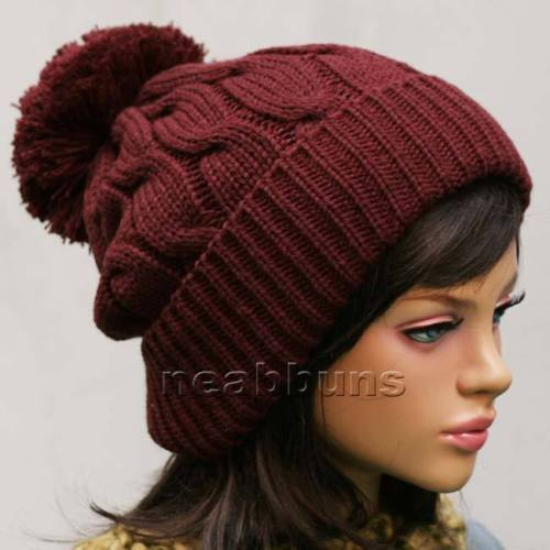 Free Knitting Patterns Ski Hat