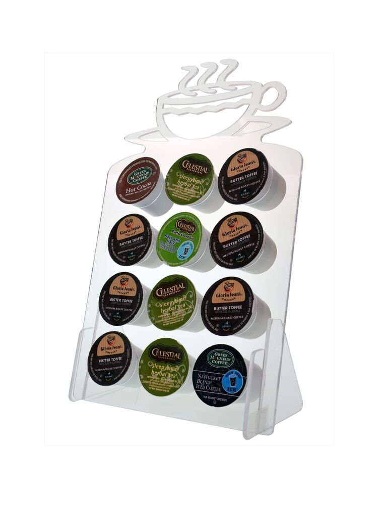 K Cup Holder Wall Mount