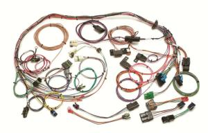 Painless Wiring Wiring Harness Fuel Injection GM CFITBI