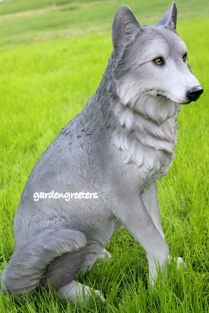 Life Size Wolf Stuffed Animal