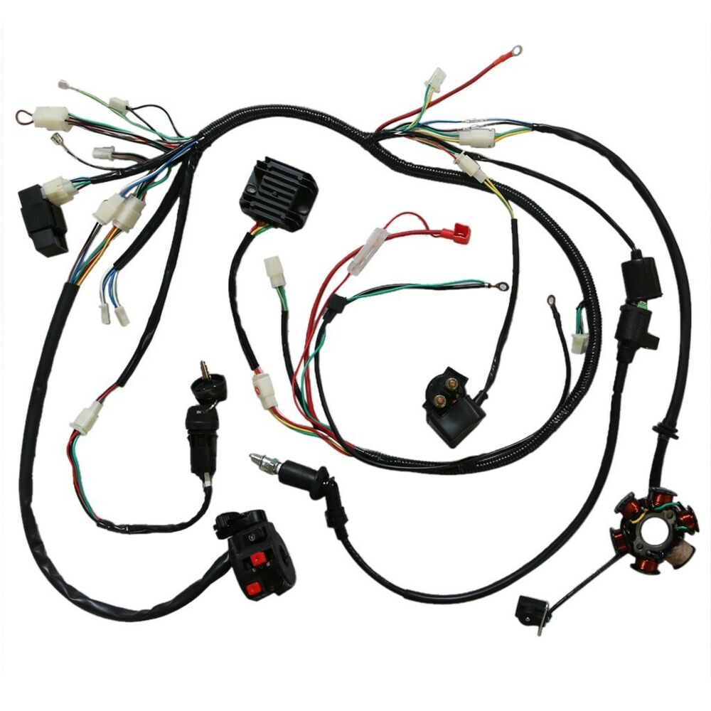 Wiring Roketa Diagram 150cc Cdi Scooter
