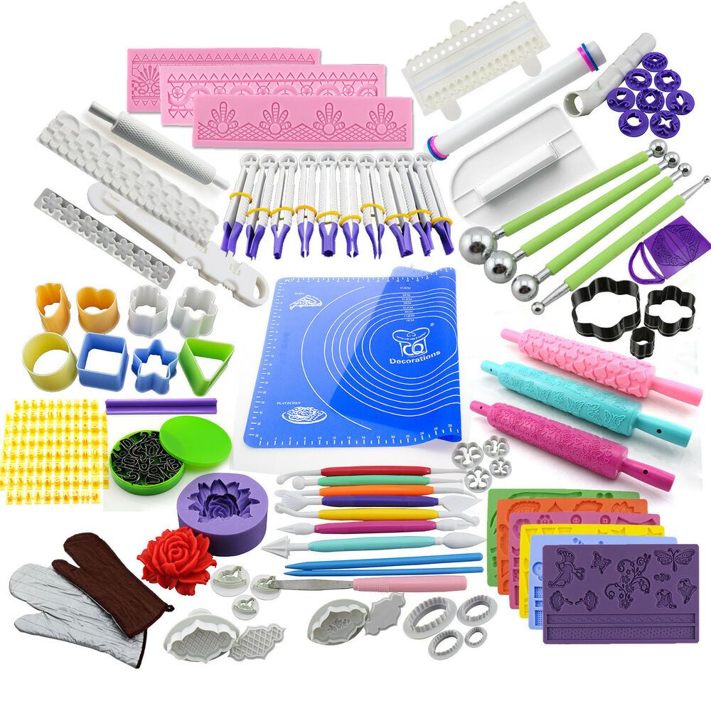 Baking Decorating Equipment
