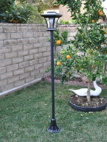 Led Light Post