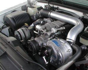 Chevy GM TruckSUV Procharger 74L P1SC Supercharger HO