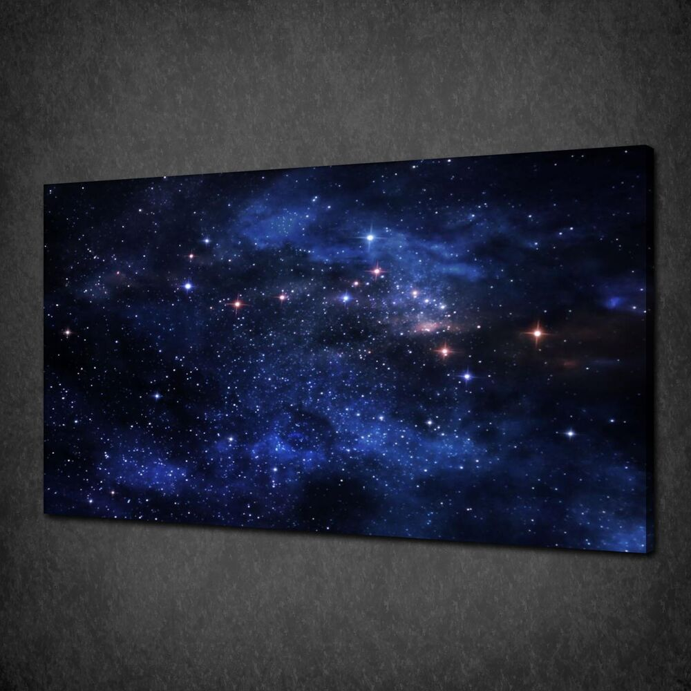 Led Light Canvas Pictures