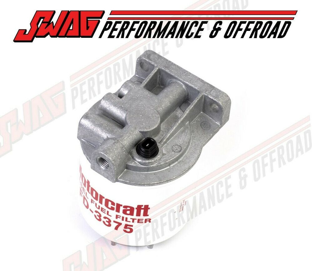 Detroit Diesel Fuel Filter Housing
