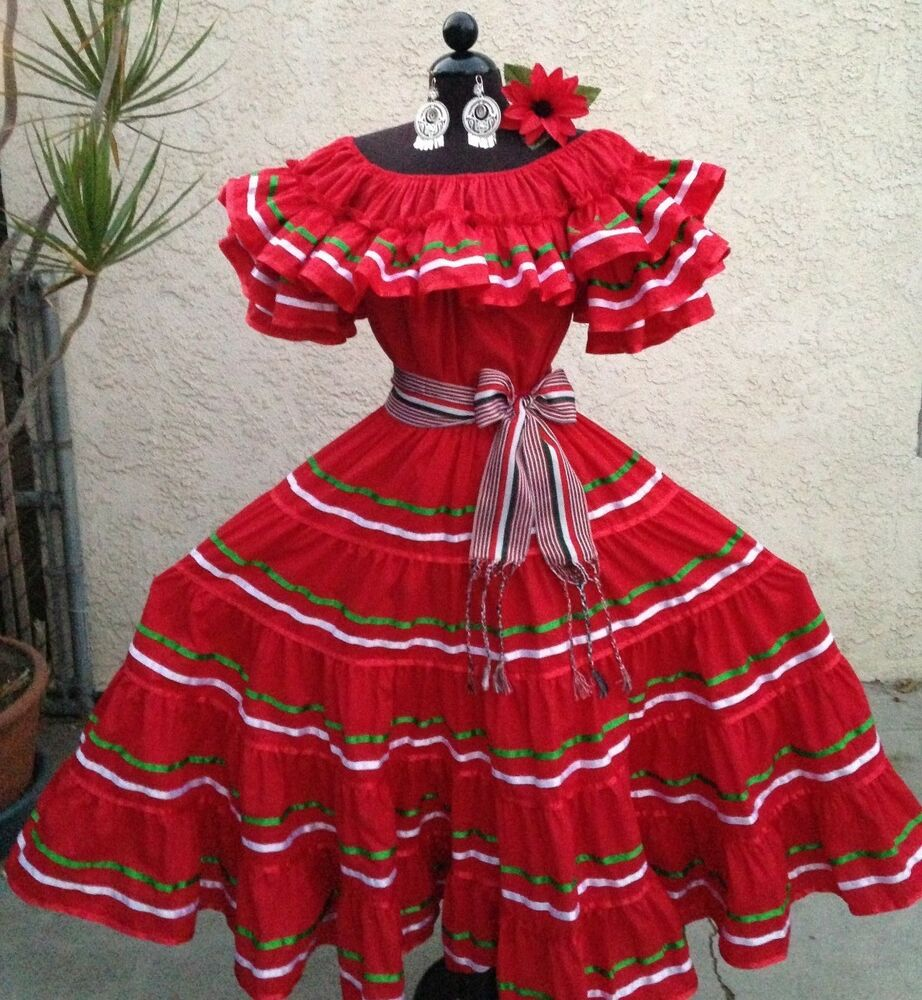 Mexican Day Dead Dresses