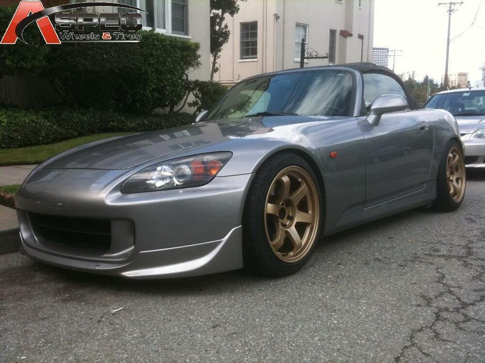 S2000 Wheels Prelude