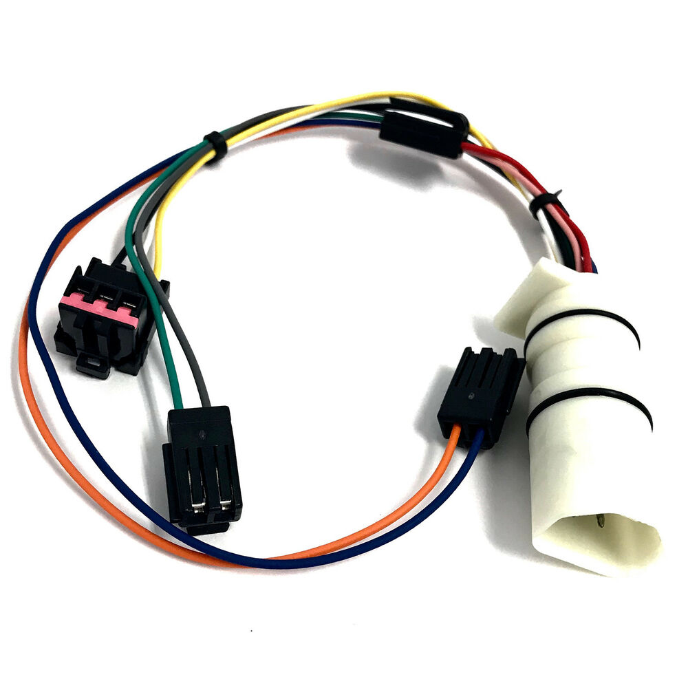 Aode 4r70w Transmission Wire Harness 9 Pin Case Connector