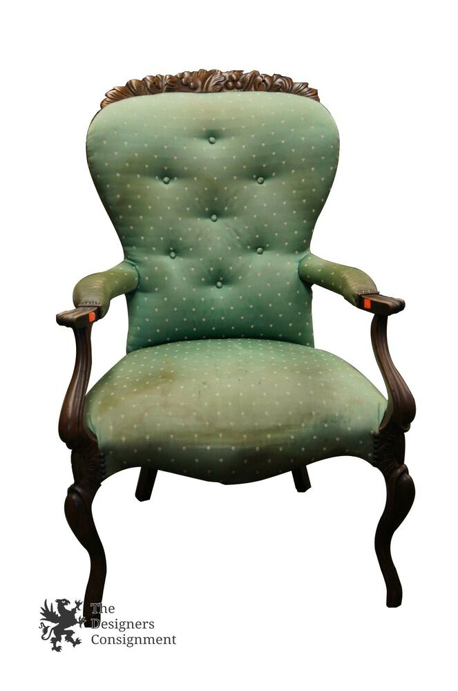 Tufted Accent Arm Chair