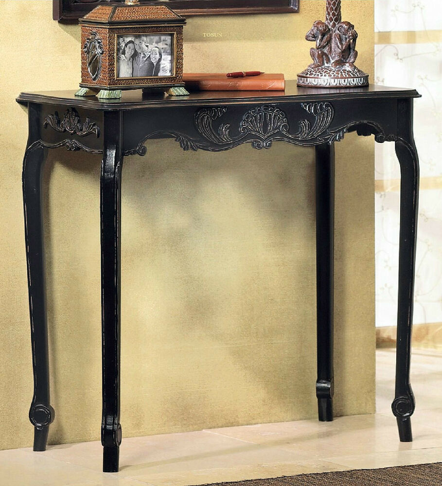 title | Foyer Accent Tables