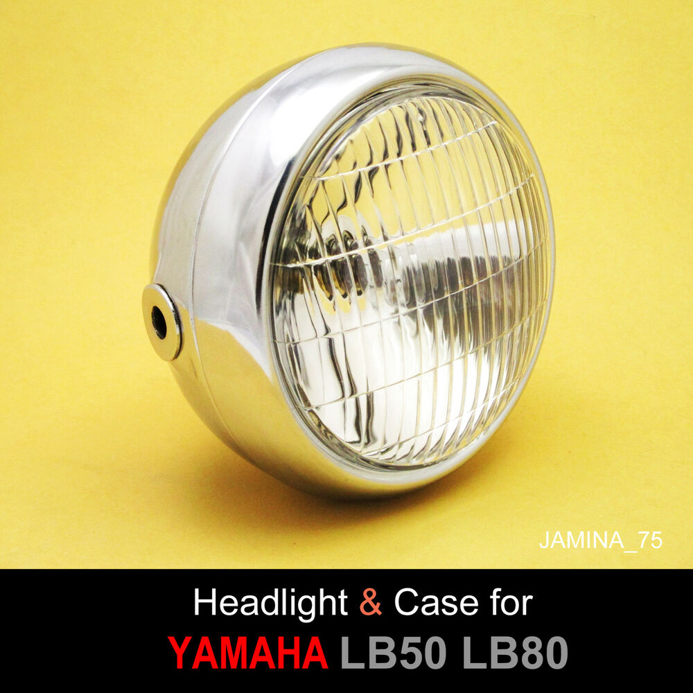 Yamaha Lb50 Lb80 Lb 50 80 Chappy Moped Headlight Rim