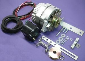 New Ford 8N 2N 9N Tractor Alternator Conversion Kit Front