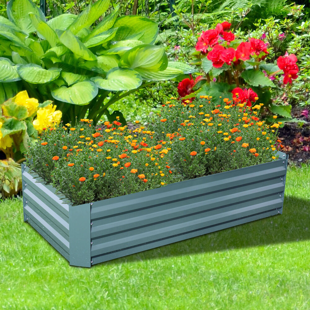 Where Buy Raised Garden Box