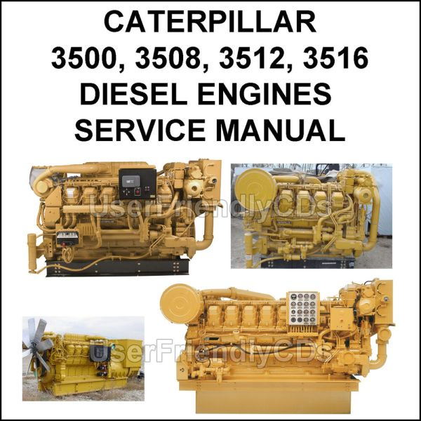 free caterpillar engine manuals online # 18