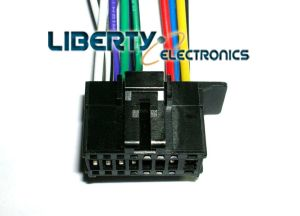 NEW 16 PIN Wiring Wire Plug Harness for PIONEER DEH150MP