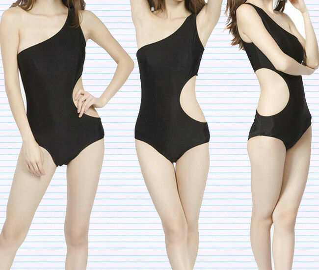 One Piece Cut Out Bathing Suit