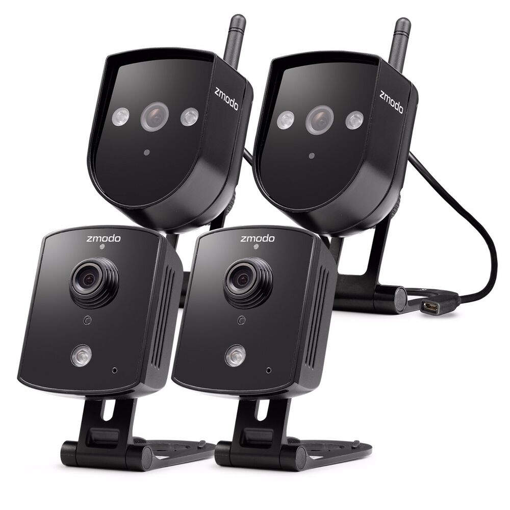 Outdoor Systems Security Indoor Wireless Camera