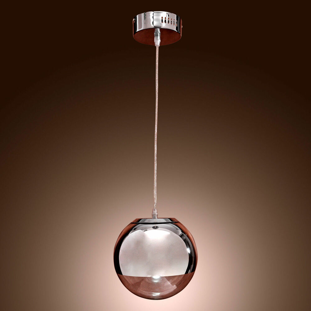 Mirror Pendant Light
