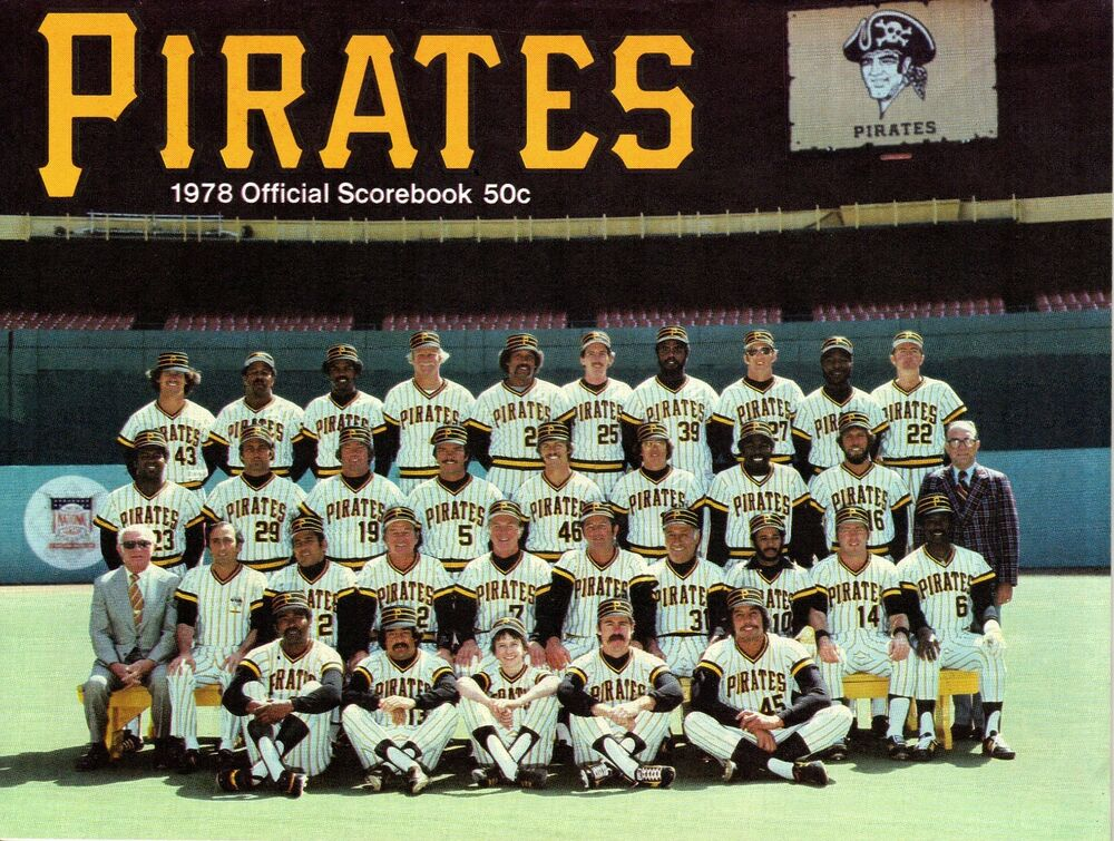 1977 Pittsburgh Pirates