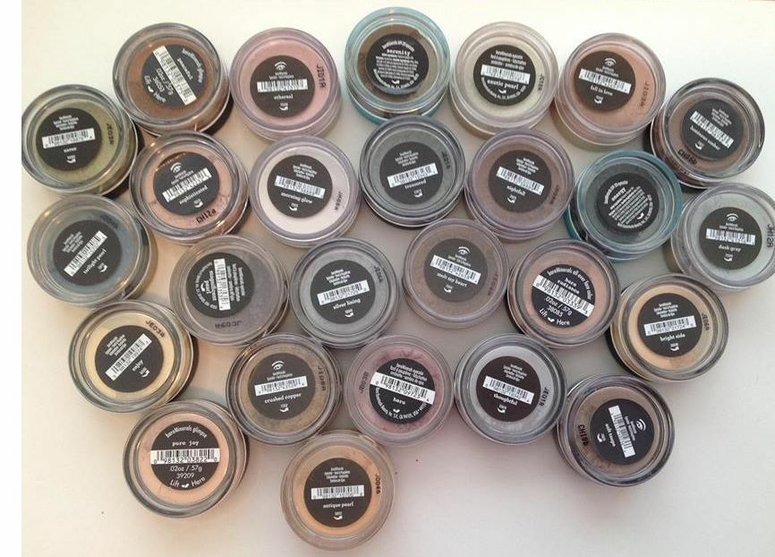 BareMinerals Eye Color Eye Shadows YOU CHOOSE YOUR SHADE EBay