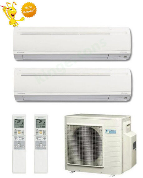 Dual Zone Home Air Conditioning