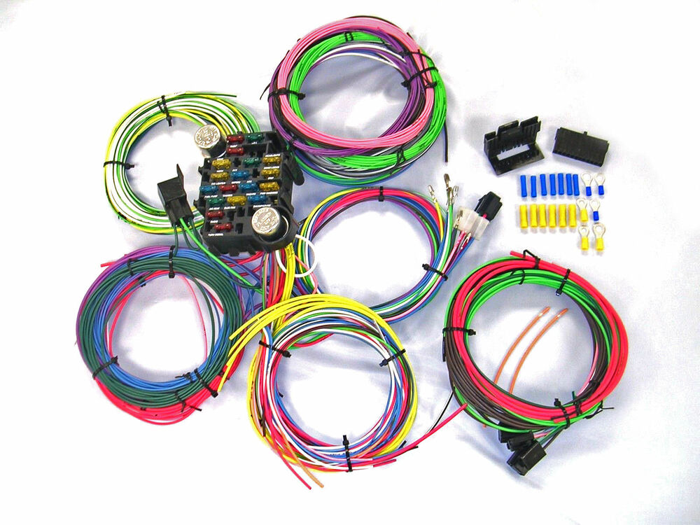 Gearhead Chevy Gmc Pickup Truck Wire Harness