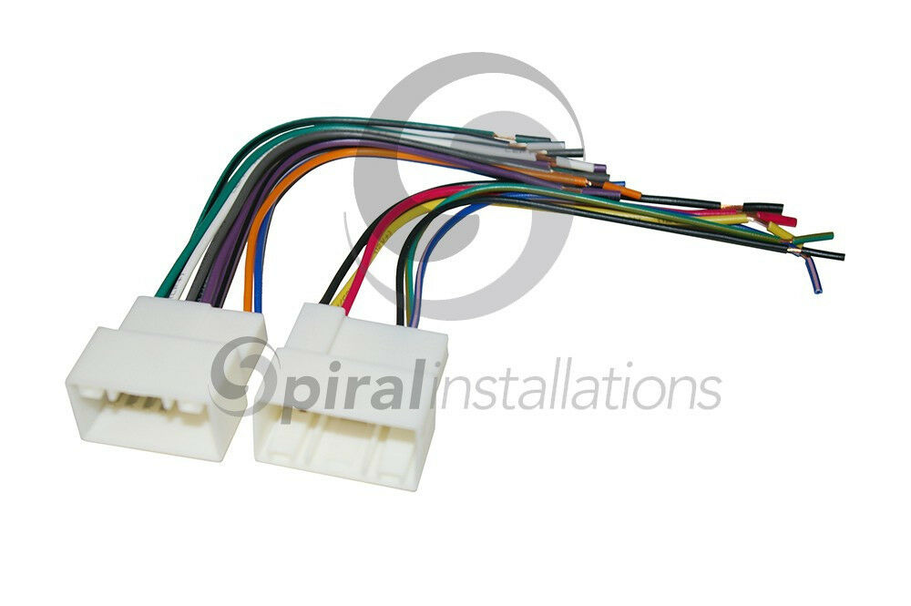Car Radio Wiring Wire Harness For Aftermarket Stereo