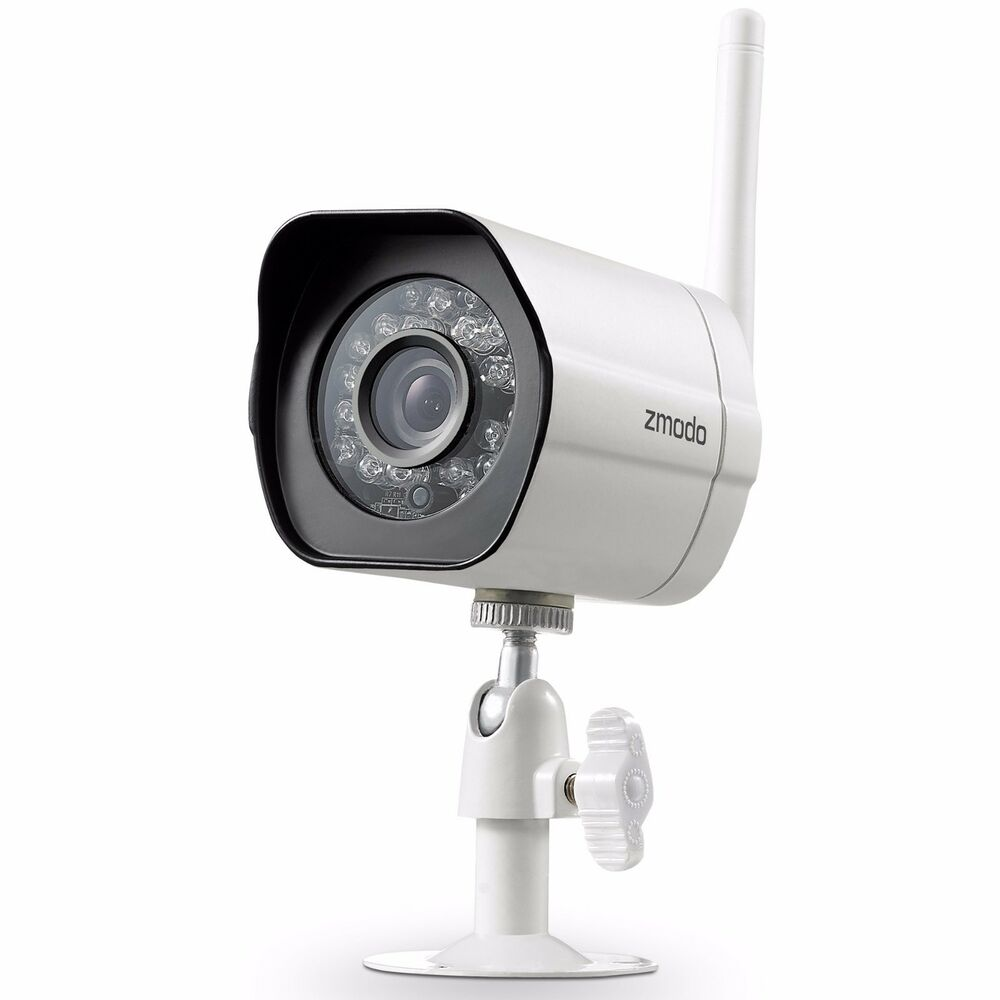 Zmodo Wireless Security Camera System Dvr
