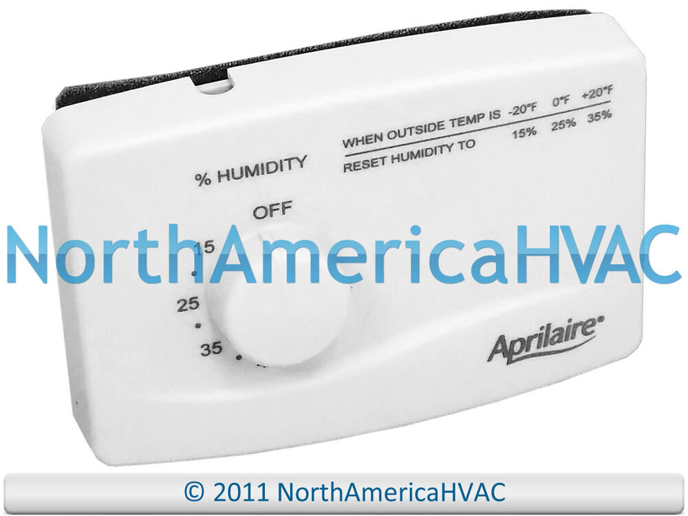 Installing Aprilaire 8344 Thermostat