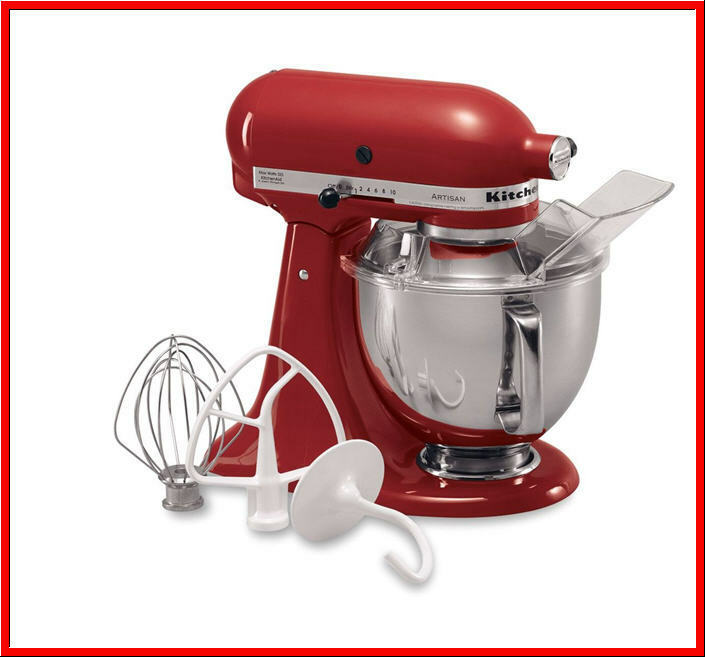 American Mixers Kitchenaid Made