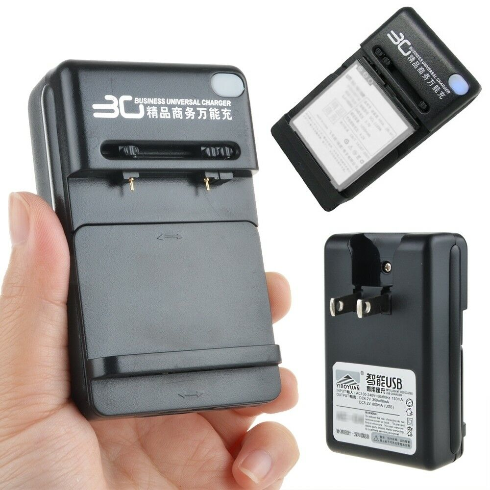 Charger Battery Ion Universal Lithium