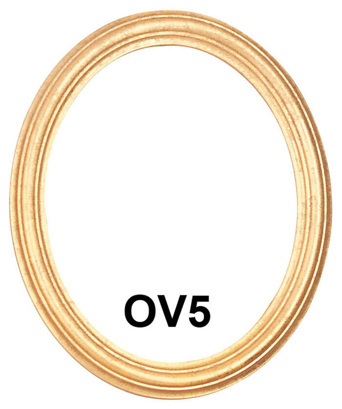 8x10 Oval Picture Frames