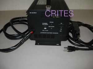 48 Volt 15 Amp Golf Cart Car Battery Charger For Yamaha