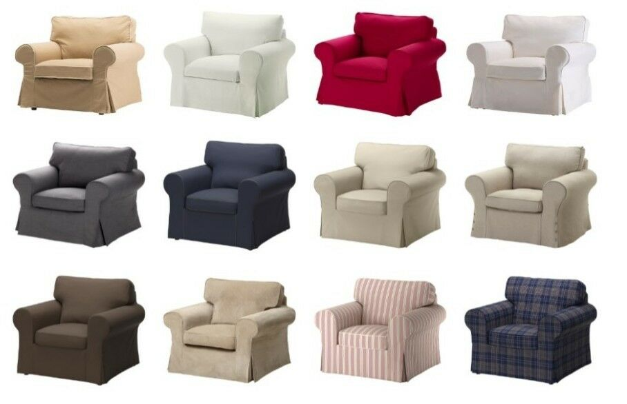 IKEA Ektorp Chair Cover Different Colors EBay