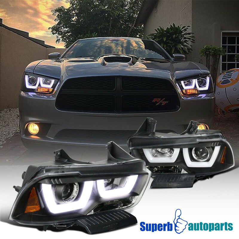 2011 Dodge Charger Headlights