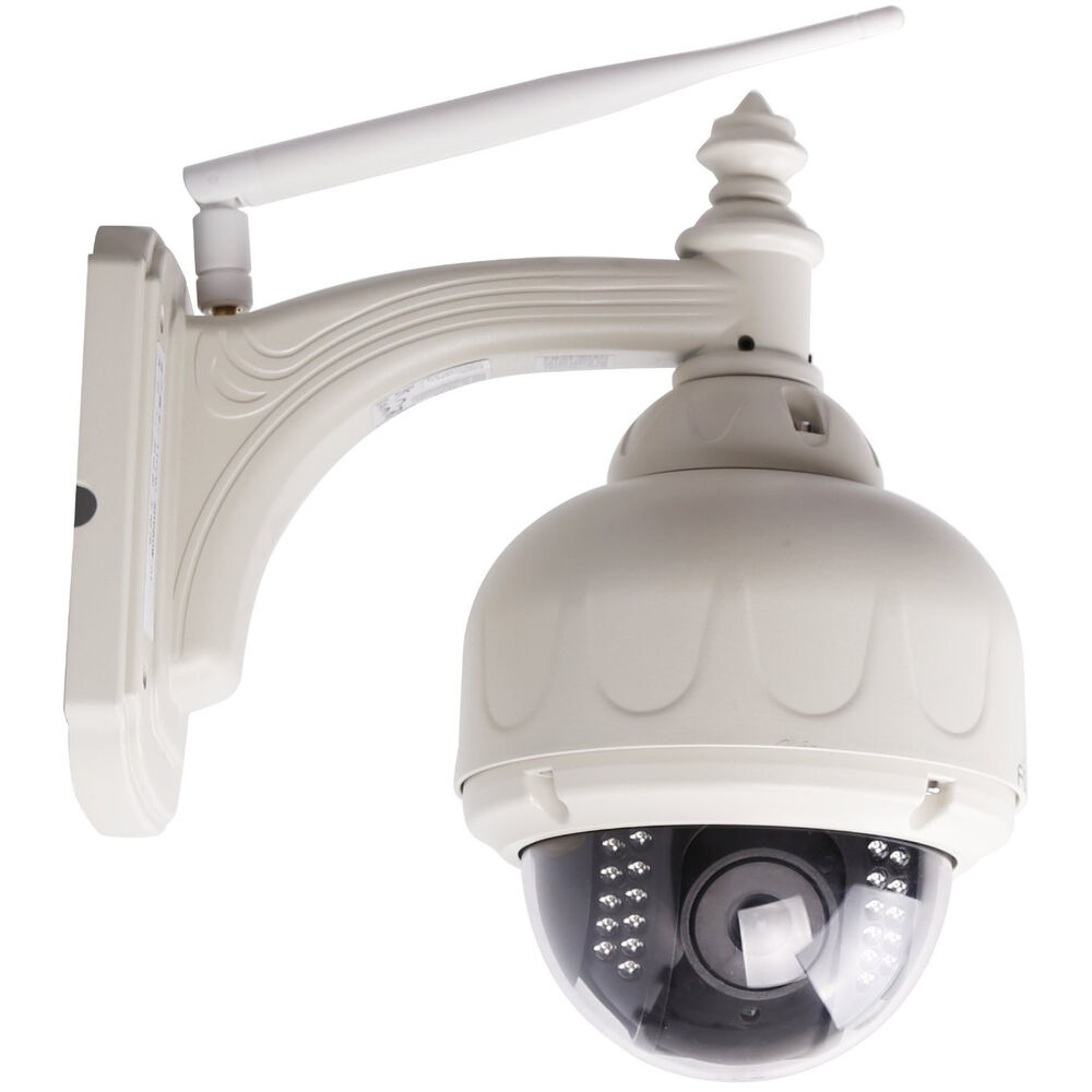 Camera Zoom Security System Wireless