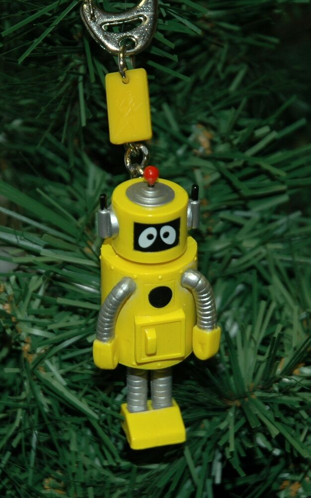 Yo Gabba Gabba Christmas Ornament
