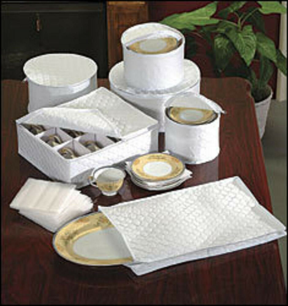 Padded China Storage Containers