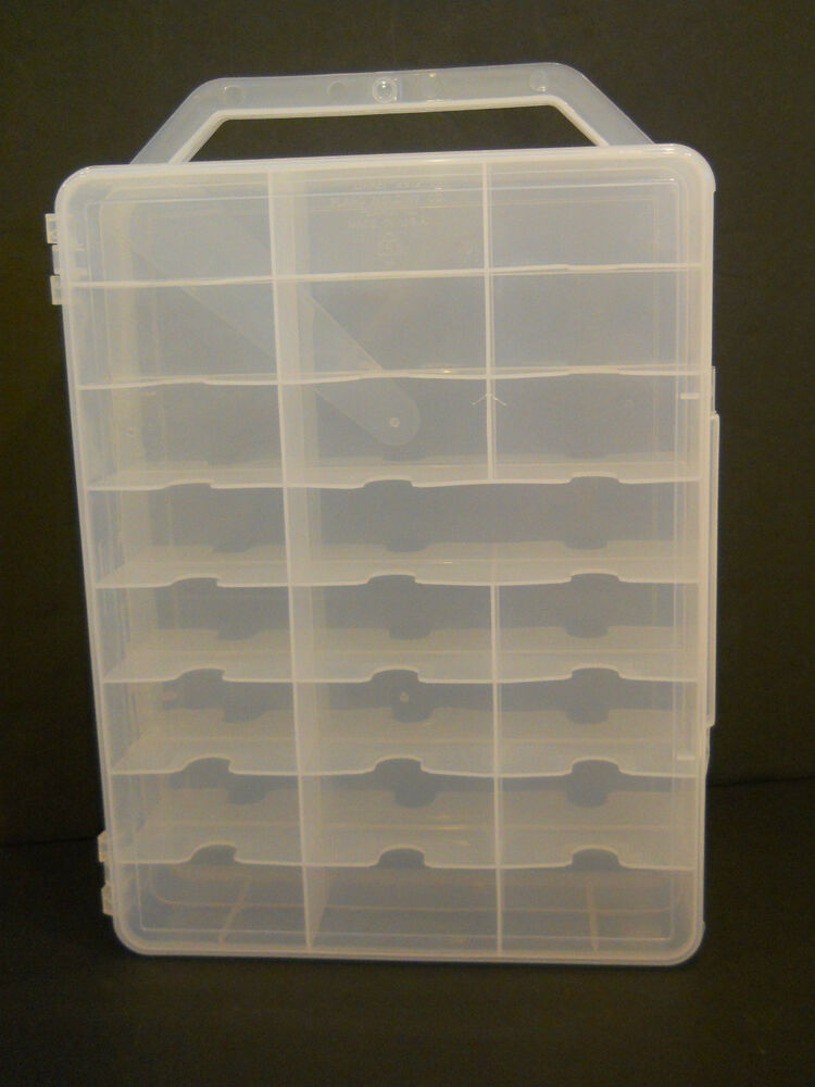 Sewing Thread Storage Containers