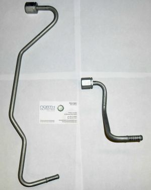9903 JEEP GRAND CHEROKEE WJ TRANSMISSION COOLER LINES ON