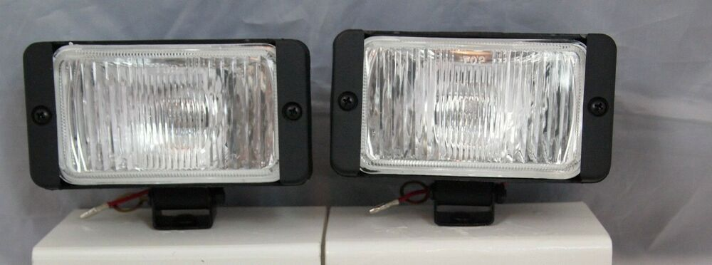 """2 4X4 OFF ROAD """" JEEP DRIVING LAMPS BRONCO CHEVY TOYOTA"""