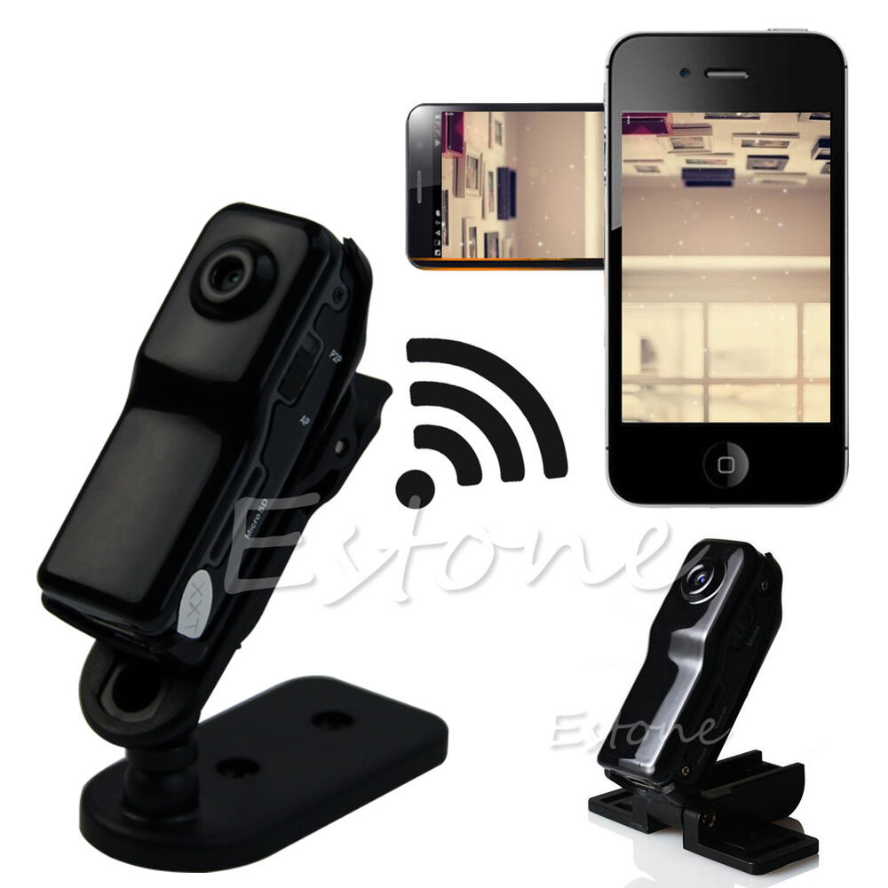 Remote Security Wireless System Camera