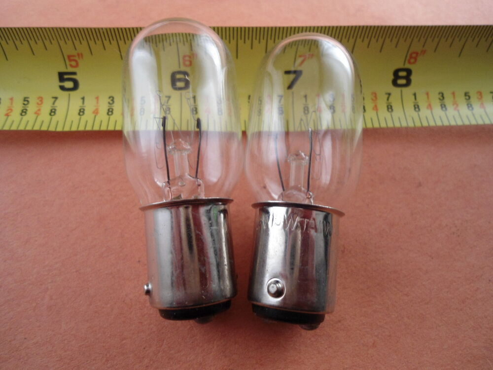 Kenmore Sewing Machine Light Bulb