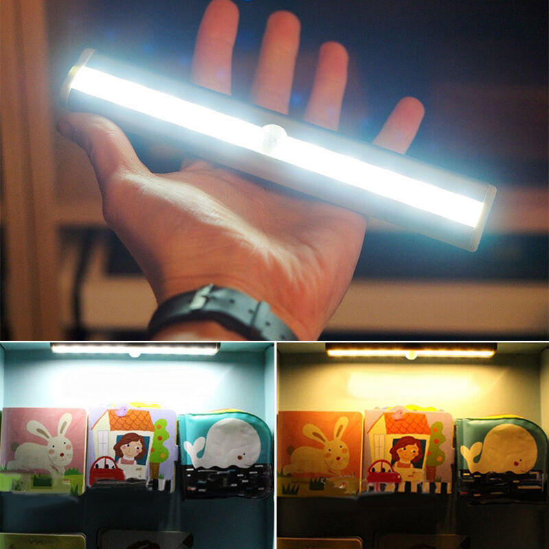 Battery Powered Motion Light