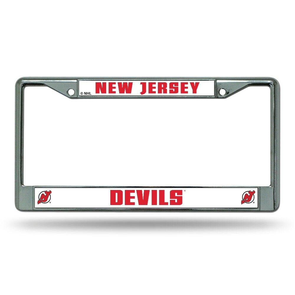 Personalized Hockey License Plate