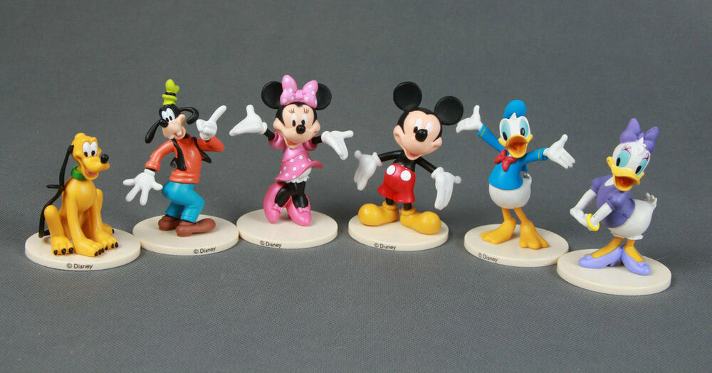 Daisy Mickey Mouse Clubhouse Toy
