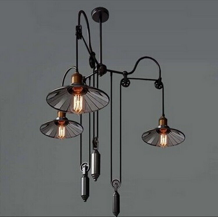 Retractable Pendant Light Ceiling