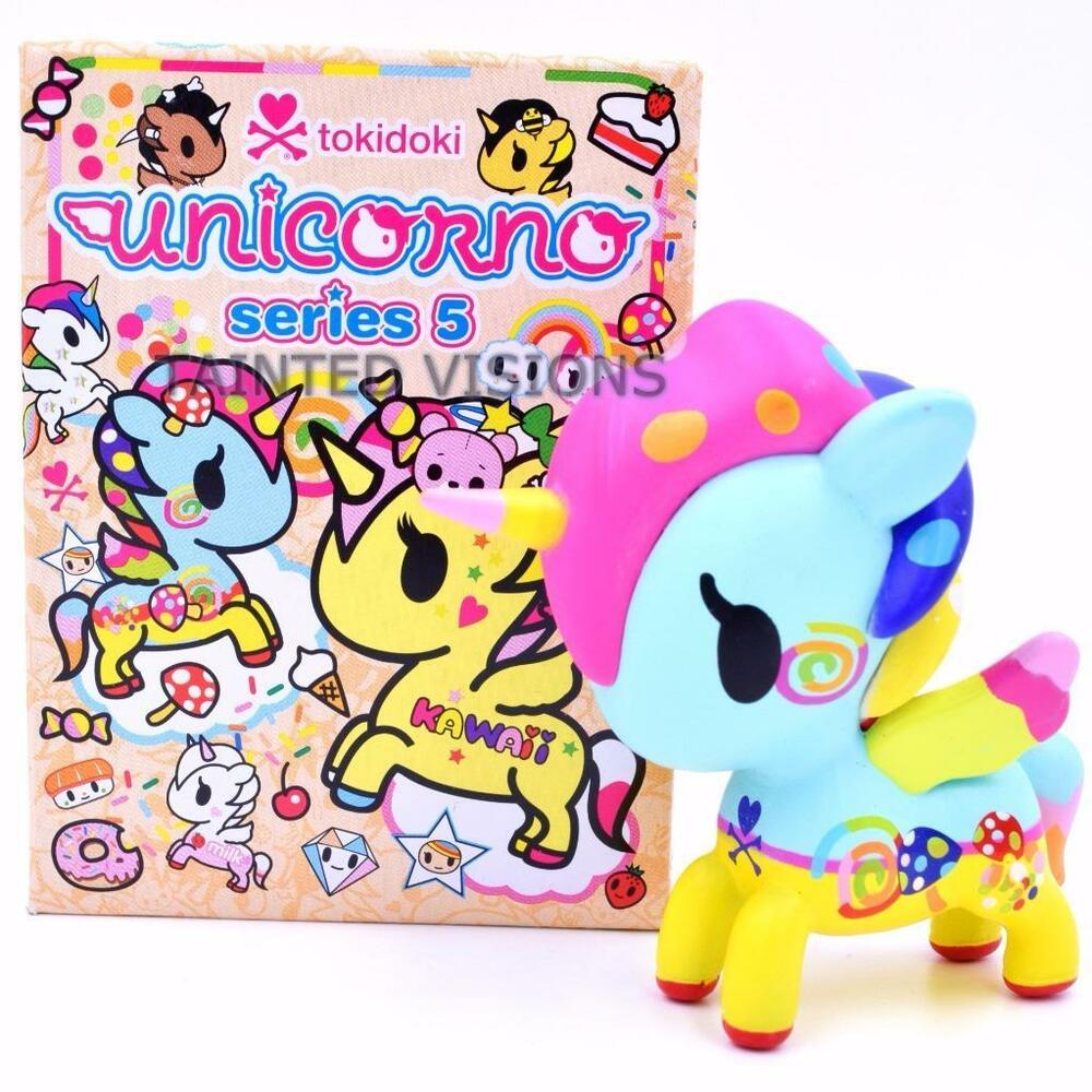 4 Names Series Unicorno